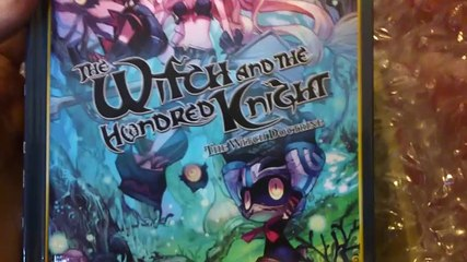 Unboxing a l'arrache The Witch and the Hundred Knight
