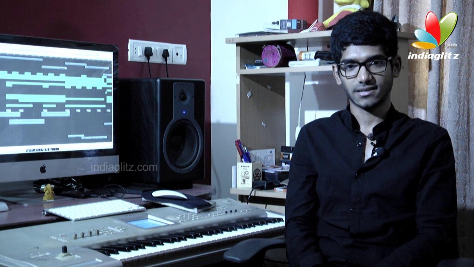 Thegidi Music Director Nivas Prasanna Interview | Tamil Movie Songs