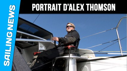 Portrait d'Alex Thomson