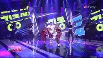 Simply K-Pop Ep026C08 Fresh Boyz - KingKong Shower (feat. NaYoung)