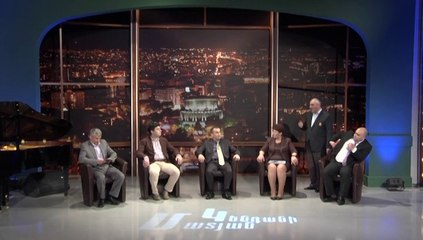 Talk Show on labour migration issues - 06