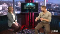 "The Daily Buzz: Kellan Lutz Stars As ""Hercules"" In ""The Legend Of Hercules"""