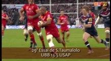 UBB vs USAP - Résumé du match