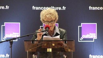Leçon de clôture du Forum France Culture : L'année vue par l'Histoire avec Mona Ozouf