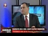 CHP ÇANKAYA BELEDİYE BAŞKAN ADAYI ALPER TAŞDELEN HALK TV'de