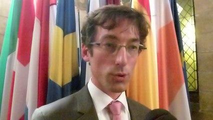 Municipales Douai : Frédéric Chéreau fête sa victoire