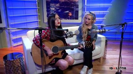 "Megan and Liz Perform ""In The Shadows Tonight""  (Idolator Sessions)"