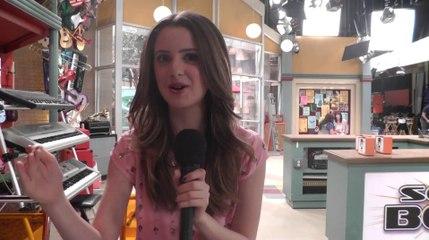 Laura Marano: Austin And Ally Season 3 Secrets!