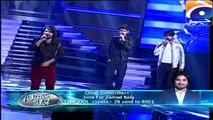 Pakistan Idol 2013-14 - Episode 33 - 02 Gala Round Top 6 (Zamaad Baig)