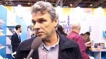 Rencontre avec Nicolas Kurtovitch, au Salon du livre de Paris avec le ministère des Outre-mer