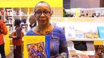 Rencontre avec Régine Jasor, au Salon du livre de Paris avec le ministère des Outre-mer