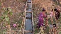 Un village sans eau, une école sans électricité