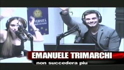 NON SUCCEDERà PIU - GIADA DI MICELI ospita EMANUELE TRIMARCHI