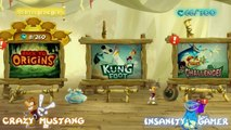 Rayman Legends PC Gameplay - Kung Foot