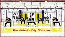 Super Junior-M - Swing (Korean Ver.) k-pop [german sub]