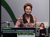 Dilma Rousseff: A inflação foi uma conquista dos dez anos do governo Lula e Dilma