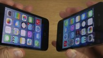 iPhone 4S iOS 7.1 Final vs. iPhone 4 iOS 7.1 Final - Which Is Faster