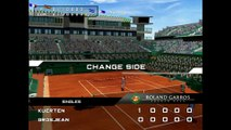 Next Generation Tennis - HD Remastered Showroom - PS2
