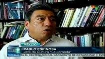 La polémica acompañó siempre al reconocido escritor Octavio Paz