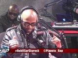 "Exclu Skyrock : Rohff ""Zlatana"" (Remix) en live dans Planète Rap."