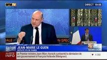 19H Ruth Elkrief - Édition spéciale sur le futur remaniement: Hollande a nommé Manuel Valls à la tête du prochain gouvernement - 31/03 1/6