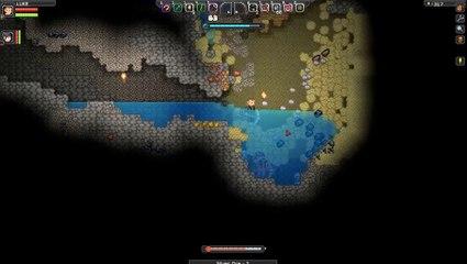 Let's Play Starbound-Beta #2 (Deutsch) Die Schätze der Unterwelt