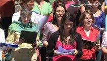 Festival Hautes Terres 2013 Chant Chorale par Couleur Cantal TV