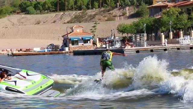Drew Danielo - Wakesurf Worlds Winning Run