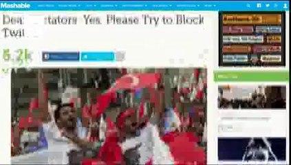 Turquia bloqueia Twitter após promessa do primeiro-ministro