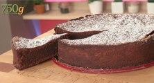 Recette de Gâteau au chocolat sans beurre - 750 Grammes