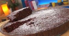 Recette du Gâteau au chocolat au micro-ondes - 750 Grammes