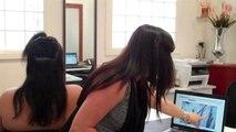 Womens Hair Loss Treatments Hair Health Check  at Absolique