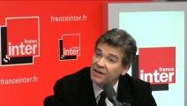 """Montebourg : """"Je soutiens Manuel Valls"""""""