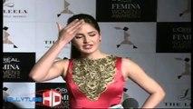 Katrina Kaif, Sonam Kapoor, Neha Dhupia at L'Oreal Paris Femina Women Awards 2014