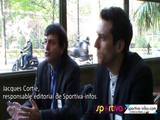Conférence de presse Sportiva-infos