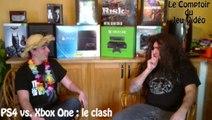 Le Comptoir du Jeu Vidéo #4 PS4 vs. Xbox One