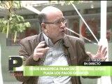 Profesor Mariano Herrera: No hay cupos, no hay suficientes liceos y faltan profesores