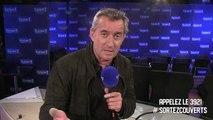 """Christophe Dechavanne : """"La nuit, sortez couverts!"""""""