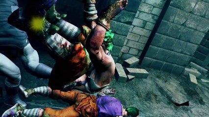 Trailer de lancement de Batman: Arkham Origins Blackgate - DELUXE EDITION