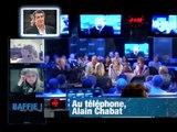 Le canular d'Alain Chabat chez Laurent Baffie