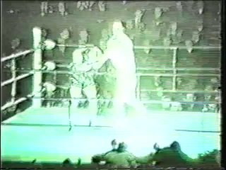 George Chuvalo vs Joe Bygraves 1965-12-07