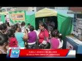 Chiclayo: Humala anuncia presupuesto para obras en Lambayeque 01 04 14