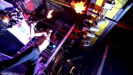Body.Circus 2011, the surreal ballroom of the WBF