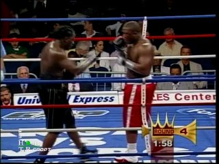Bermane Stiverne vs Demetrice King 2007-07-07
