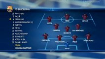 FC Barcelona - Atlético Madryt 1:1 All Goals & Highlights (01.04.2014)