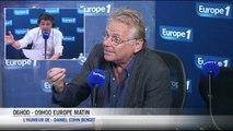 """Cohn-Bendit dénonce la """"faute politique"""" d'EELV"""