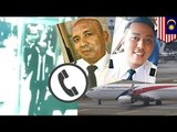 Malaysia airlines flight MH370: Captain Shah made mystery phone call before take off