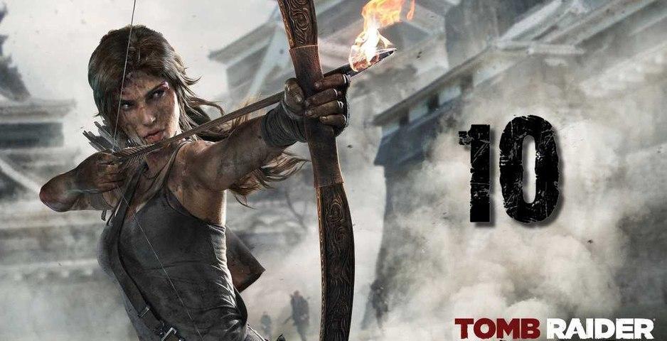 Tomb Raider [10] Je ne vais pas vous louper