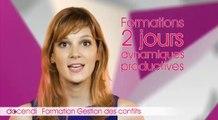 Formation Gestion des conflits -DOCENDI -2 Jours- Tel : 01.53.20.44.44 Gestion des conflits PARIS