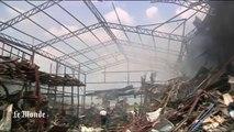 L'explosion d'une bombe de la seconde guerre mondiale fait plusieurs morts en Thaïlande